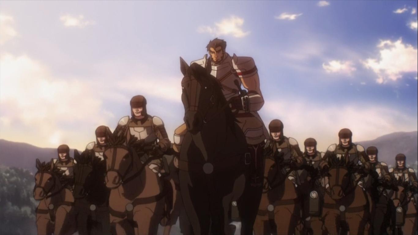 Warrior Troop