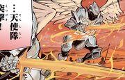 Archangel Flame Manga