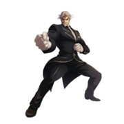 Sebas (Steel Butler)