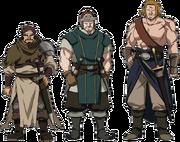 Mercenaries Databook 01