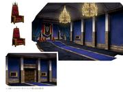 Ro Lento Castle Throne Room
