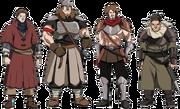 Mercenaries Databook 02