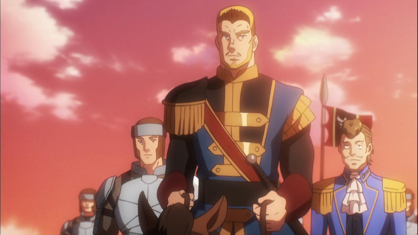 Prince Barbro's Troop