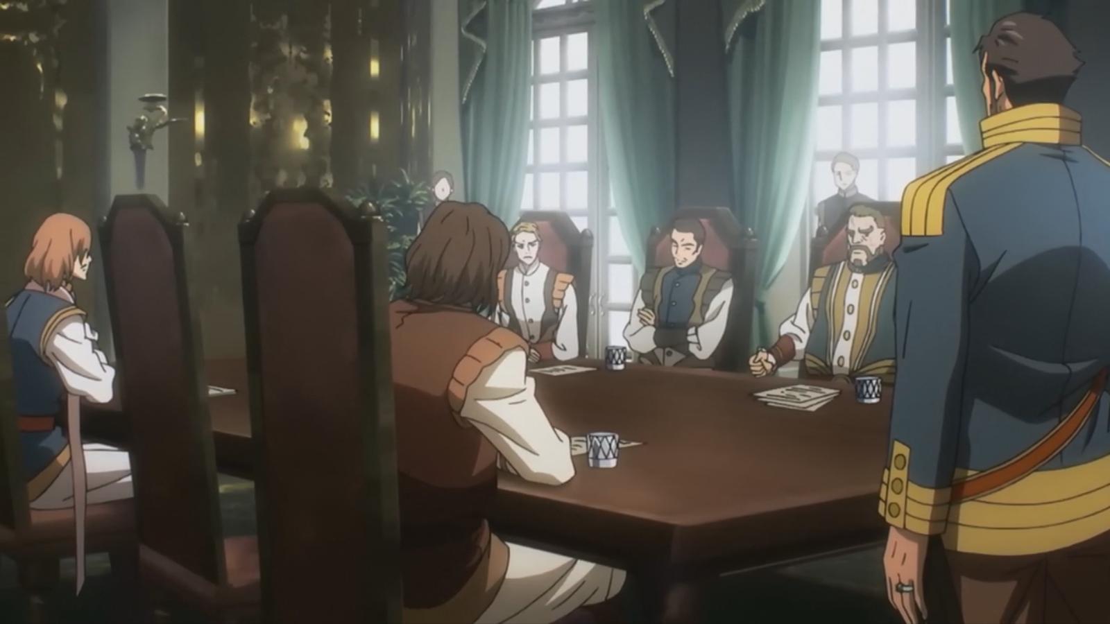 Six Great Nobles