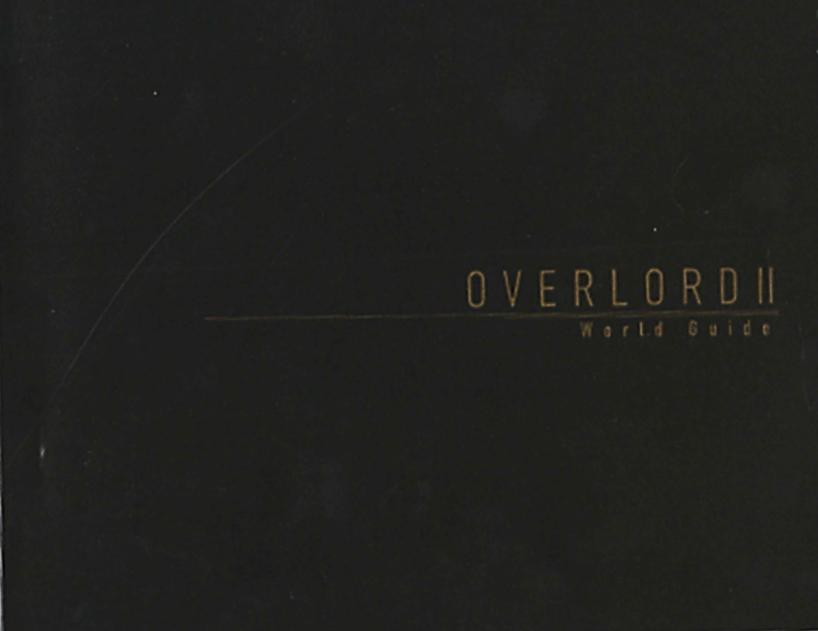 Overlord II World Guide