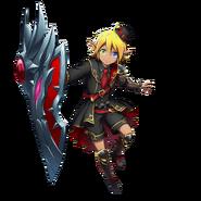 Aura (Supreme Power Right Shield)