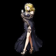 Solution (Glossy Dress)