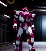 Pink Watchbot