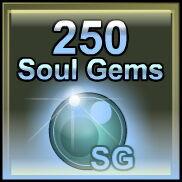 Soul Gems 250