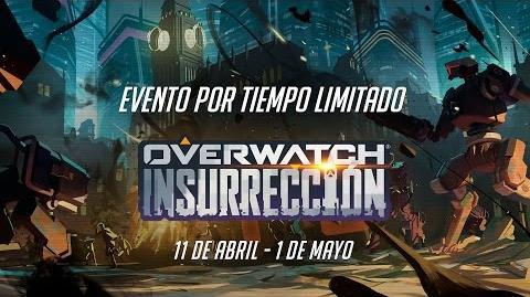 NUEVO EVENTO DE TEMPORADA ¡Bienvenidos a Overwatch Insurrección!