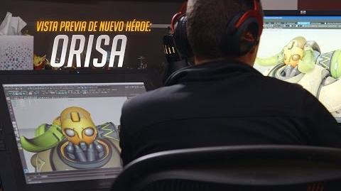 Adelanto de Orisa - España