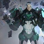 NEW HERO – COMING SOON Sigma Origin Story Overwatch