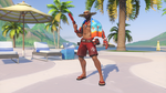 McCree summergames lifeguard
