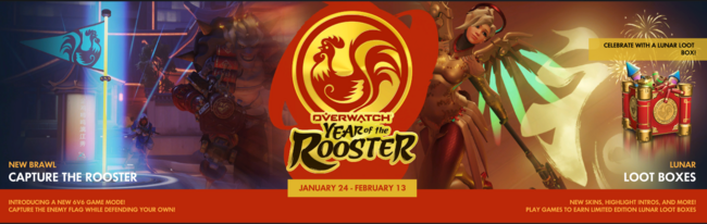 Year of the rooster intro
