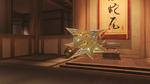 Genji classic golden shuriken