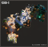 Blizzworld map