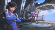 Busan and DVa - Overwatch