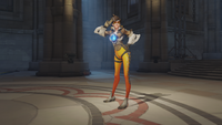 Tracer salute