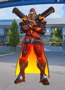 Reaper Skin Hellfire