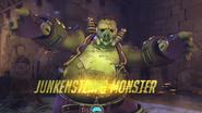 Junkensteins Revenge Junkensteins Monster