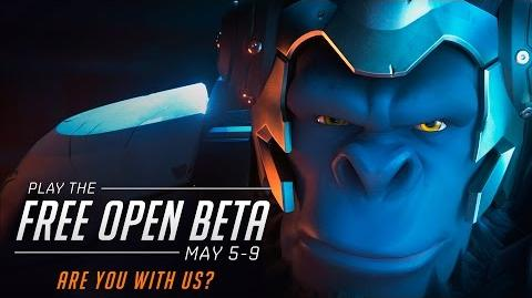 """Overwatch Cinematic Teaser """"Are You With Us?"""""""