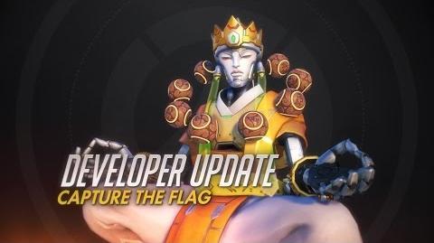 Actualización de los desarrolladores Nuevo modo de juego captura la bandera