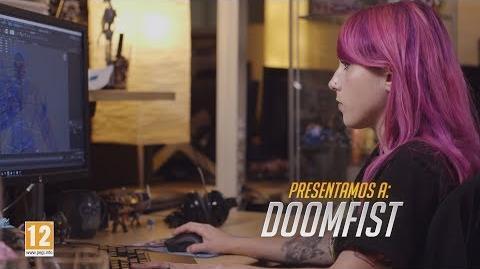 Avance de héroe Doomfist (subtitulado)