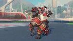 Overwatch Summer Games 2018 Catcher Winston