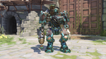 Bastion gearbot