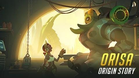 NUEVA HEROÍNA – PRÓXIMAMENTE Historia del origen de Orisa Overwatch