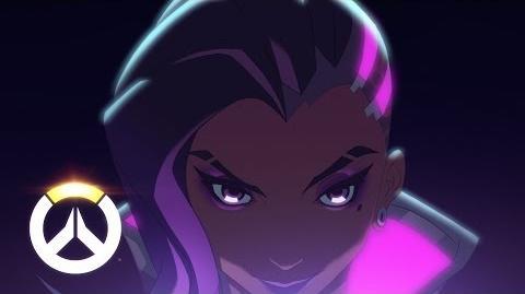 NEW HERO – COMING SOON Sombra Origin Story Overwatch