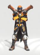 Reaper-motorista