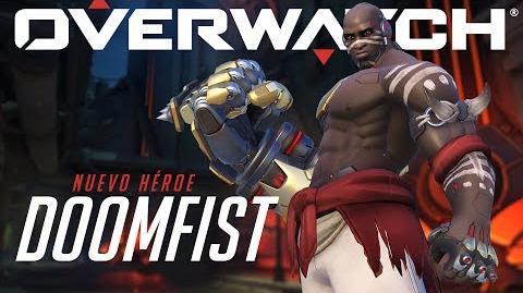 Presentamos a Doomfist - Nuevo héroe de Overwatch (ES)