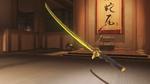 Genji classic golden dragonblade