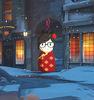Winter Wonderland - Mei - Ornament spray