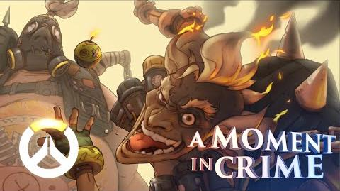 """A Moment in Crime Special Report """"The Junkers"""" Overwatch"""