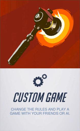 Overwatch Custom Game