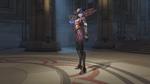 Widowmaker rose