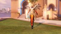 Mercy victorypose angelic