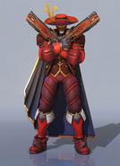 Reaper mascarada