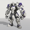 Reinhardt Skin Gladiators Away.png