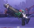 Pharah Skin Emerald Weapon 1.png