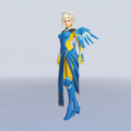 Mercy Skin Valiant 2019.png