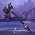 Reinhardt Skin Brass Weapon 1.png