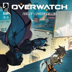 Tracer—London Calling Issue 2