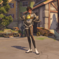 Tracer Skin Overwatch League Gray.png