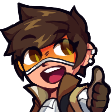 Tracer Thumbs Up Twitch Emote.png