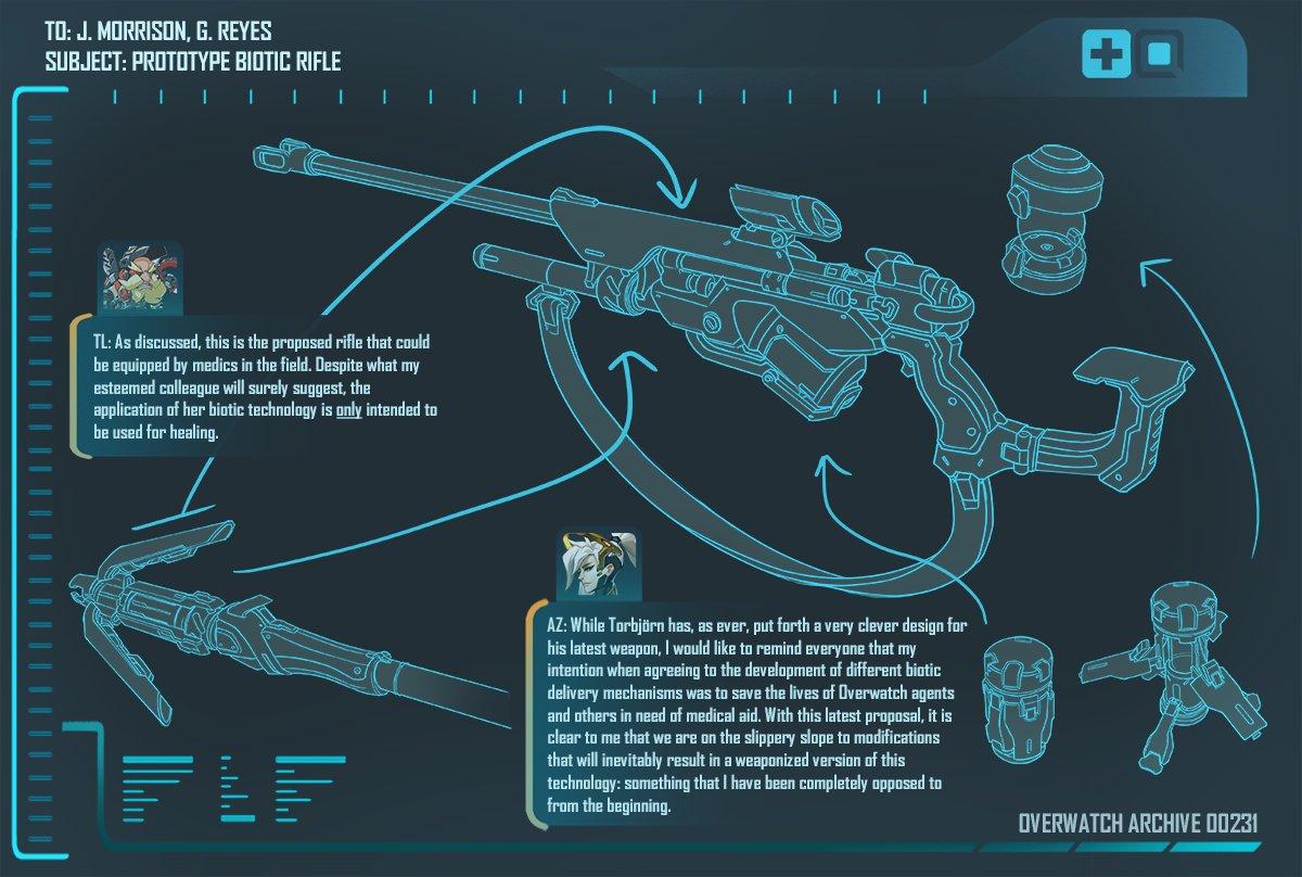 Biotic Rifle