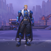 Strike-Commander Morrison (Soldier: 76)