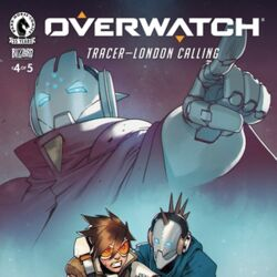 Tracer—London Calling Issue 4